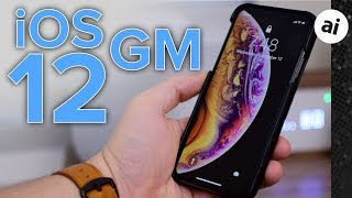 iOS 12 GM: What To Know & How To Get It!