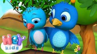 À la volette - Mon petit oiseau a pris sa volée - Chanson pour enfants