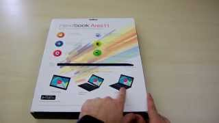 Nextbook Ares 11 Unboxing