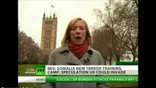 The Somalia Truth - GGN: Pakistanis Blast Puppet Regime, Somalia in NWO Crosshairs, China's Troops Standing By