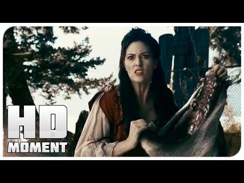 Рассказ о начале вражды волков и вампиров - Сумерки. Сага. Затмение (2010) - Момент из фильма