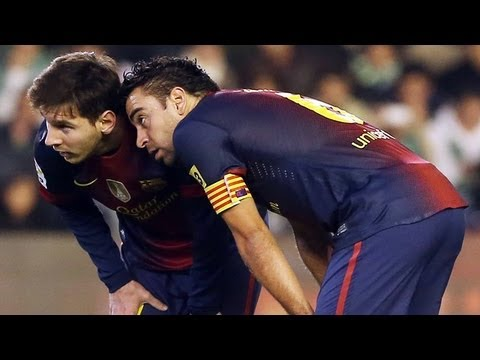 Valladolid - Barcelona  (1-3) All Goals & Highlights 22.12.2012