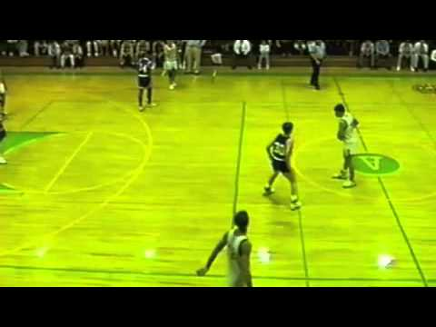 Sparta NC - Alleghany High School vs Elkin - 1992 March 5 - boys basketball - part III