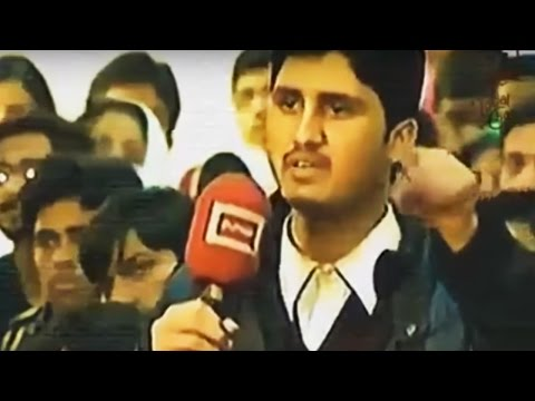 How A Pushtoon Student Bashes Politicians , Army and Law of Pakistan
