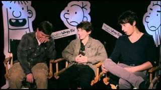 Diary of a Wimpy Kid: Rodrick Rules - Behind the Scenes Stories of DIARY OF A WIMPY KID: RODRICK RULES