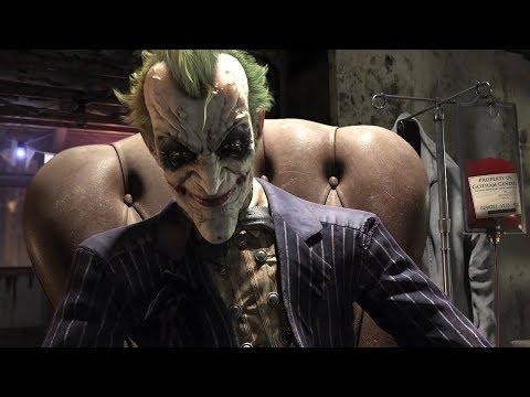 Batman Arkham Asylum | A Critique Thing