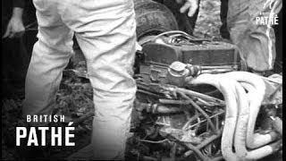 Germany - Jim Clark Crash Aka Jim Clark Killed On Hockenheim Circuit (1968)