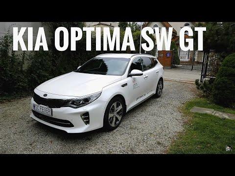2017 KIA OPTIMA SW GT LINE Review [PL] Test Prezentacja Recenzja PL