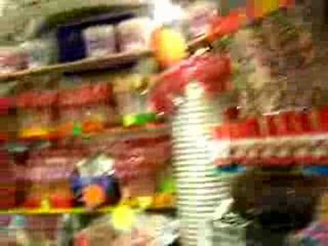 London - Crazy candy store
