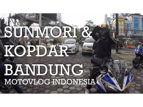 Sunmori & Kopdar Bandung - Indonesia #motovlog51