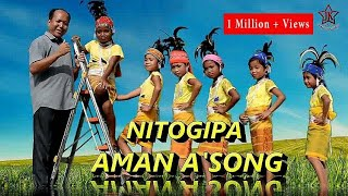 Nitogipa Aman A'song| Excellent Garo Traditional Dance| Official | Selsella Kids.