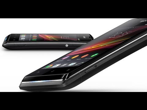 Sony Xperia E JellyBean 4.1 Update Video