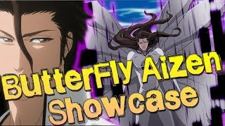 FEAR IS NECESSARY FOR EVOLUTION | Aizen (4th Fusion Vers.) Level 200 Showcase | Bleach Brave Souls