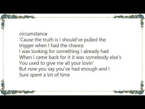 Brett Eldredge - Waited Too Long Lyrics