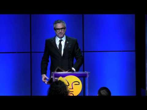 Alfonso Cuarón VES Visionary Award Presentation