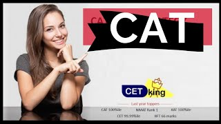 How to crack CAT 2017... Must watch for all MBA aspirants Target IIMs