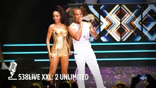 2 Unlimited | 538Live XXL 2016