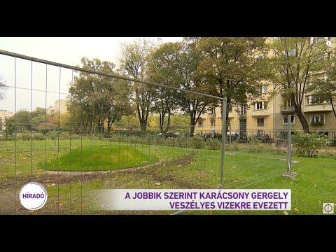 A Jobbik szerint Karácsony Gergely veszélyes vizekre evezett