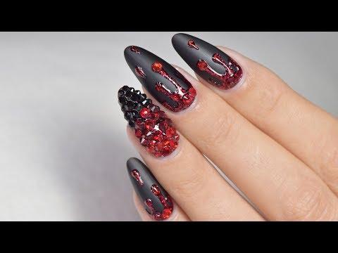 Halloween Nails | April Ryan | Red Iguana