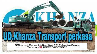 PAKATTO UD. KHANZA TRANSPORT PERKASA (JASA PENGIRIMAN BARANG AREA SULAWESI)