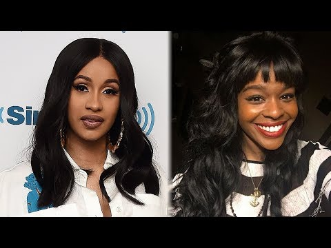 Cardi B DELETES Instagram After Feuding with Azealia Banks