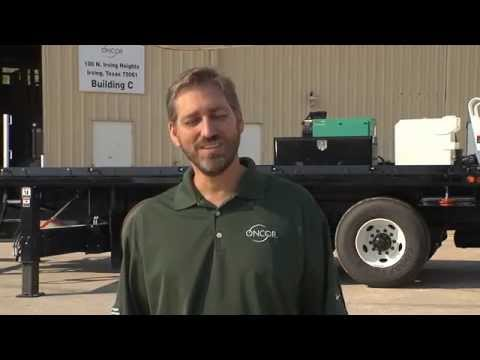 Oncor VP of Transmission Operations Wes Speed ALS Ice...