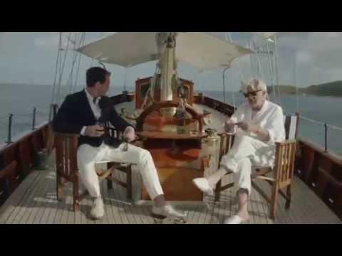 Jude Law Johnnie Walker Behind The Scene - Vogue