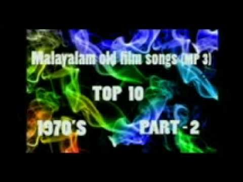 Malayalam Old Film Songs, 1970's Non Stop Part -2 video