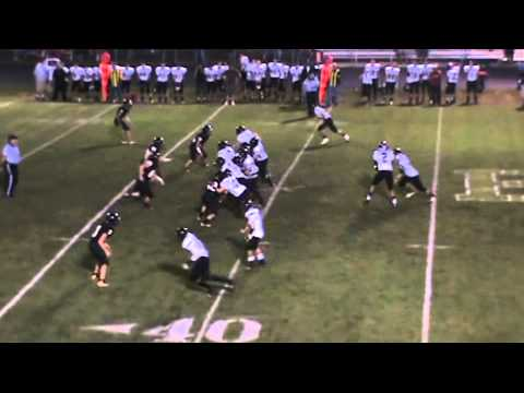 clay miller#35,manchester high school,akron,ohio,rb or olb,jersey's white or black