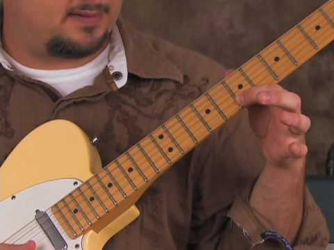 Lead Guitar Lesson Jazz Blues Licks - Free Online Guitar Lesson Videos