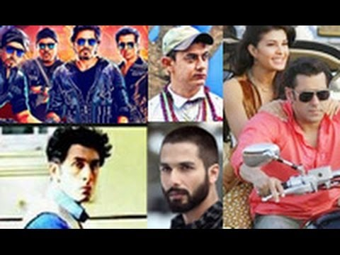 Exciting 2014 Bollywood Movies to Watch Out | Hot Hindi Cinema...