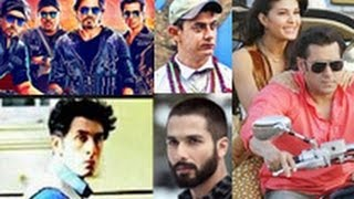 Exciting 2014 Bollywood Movies To Watch Out | Hot Hindi Cinema News | PK, Happy New Year, Haider