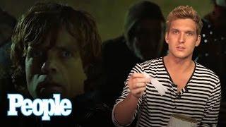 Scott Michael Foster Sings Frozen | People