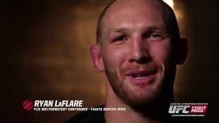 Fight Night Rio: Ryan LaFlare - Fighting In Enemy Territory