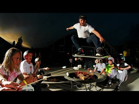 Dickies Skate Olympics - Woodward Copper