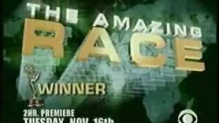 Jonathan Baker and Victoria Fuller Amazing Race Promo Kit