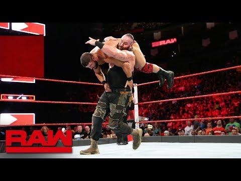 Braun Strowman vs. Bobby Roode: Raw, June 4, 2018 thumbnail