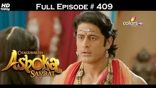 Chakravartin Ashoka Samrat - 22nd August 2016 - चक्रवर्तिन अशोक सम्राट - Full Episode (HD)