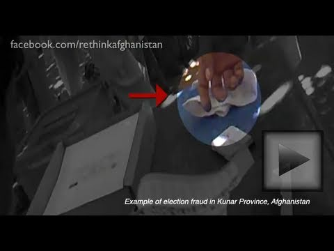 Rethink Afghanistan- Election Fraud