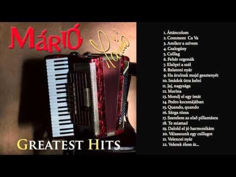 Márió - Greatest Hits (Teljes Album)