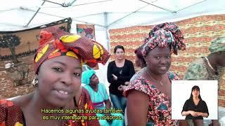 #SoyMigrante: Angelina, desde Guinea Bissau a Buenos Aires