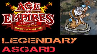 Age of Empires Online Legendary Asgards