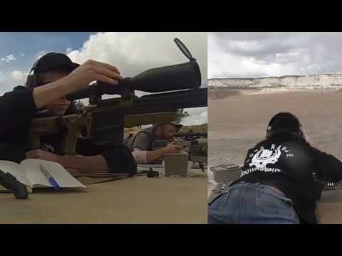 Precision Rifle Series   Stage #1 Crazy Steel 1000 Yard Range April 2014