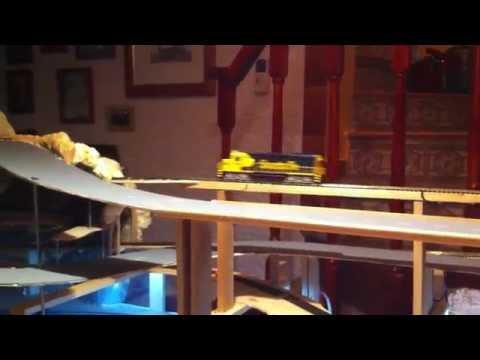 Faller road building with spain model railways