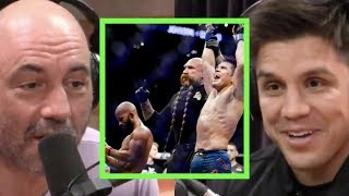 Joe Rogan - Henry Cejudo on Beating Demetrious Johnson