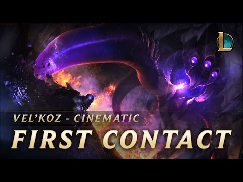 Vel'Koz: First Contact