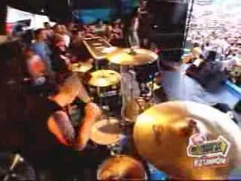 The Used - Maybe Memories (live