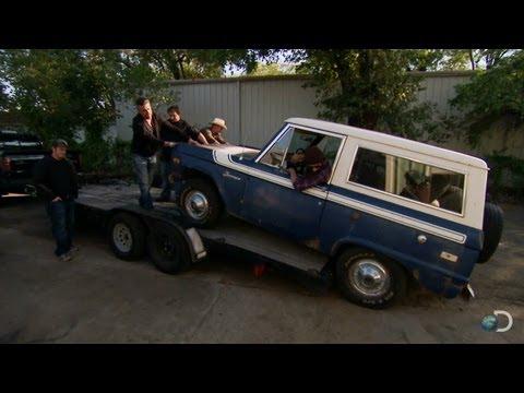 Gas Monkey Bronco Girls gas monkey garage bronco