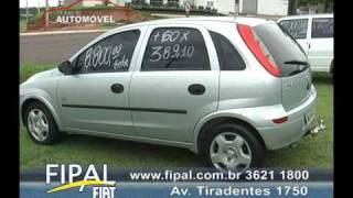 Feirão do Automóvel   Fiat Fipal   13   03   2011