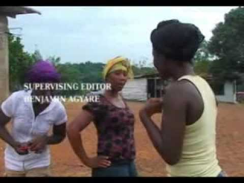 Liberian Movie Avenger Part 1